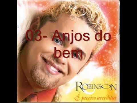 MONTEIRO BAIXAR ROBINSON CD ROMANTICO
