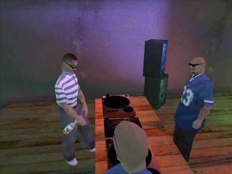 Freestyle battle (Criminals X3)