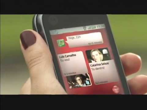 Comercial Motorola Dext - Brasil (Moto Blur).flv