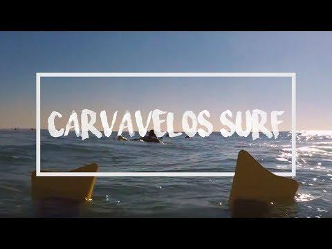 Morning Surf - Carcavelos