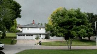 High Wind Storm - Omaha Nebraska - July 14th - 70-80 MPH WINDS - Part 1