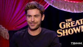 Funny moments with Zac Efron (part 3)
