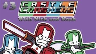 Castle Crashers EP3: Grandpa