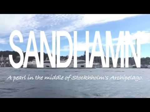 Sandhamn, a pearl in the middle of Stockholm's archipelago.