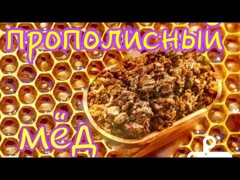 Прополисный мёд и спиртовая настойка прополиса как сделать