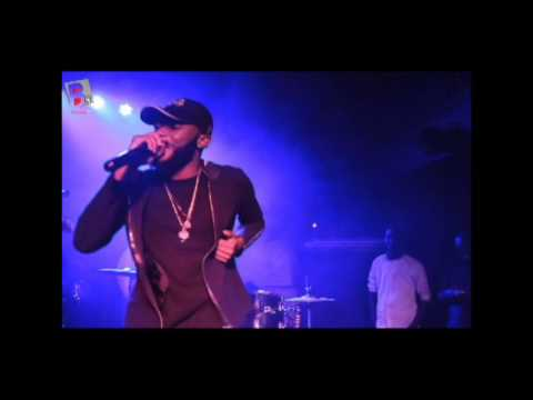 Video: Davido Music WorldWide Rapper Dremo Performs Hot new Single OJERE at INDUSTRYNite with CDQ