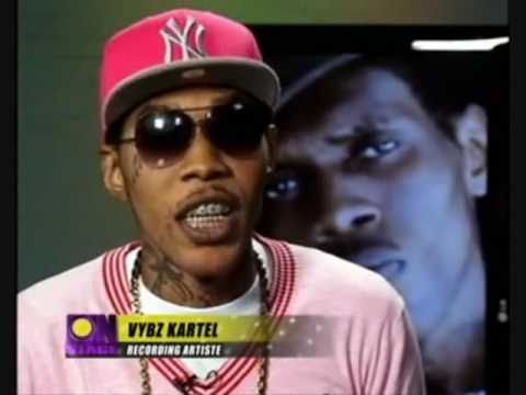 "Vybz Kartel Live ""CVM-TV Onstage"" Talks About Bounty Killa, Mavado, Sting & More - MAR 2011 - Pt 1"