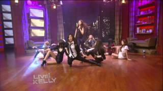 Download [HD] SNSD/Girls Generation - The Boys + Interview @ Live With Kelly Mp3