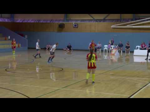 South Brisbane vs Arana Utd - Open Women Final - SEQFPL 2016-2017