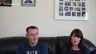 Interview with the parents of Noah and Rowan who were diagnosed with DMD in January 2020