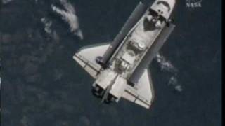 STS-132: Atlantis Rendezvous and Docking (time lapse)