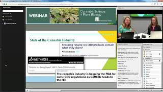 Study the Science of Cannabis + Plant Biology at UVM