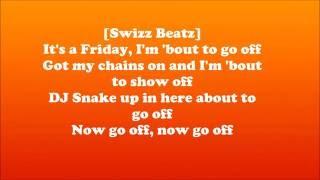Dj Snake, Swizz Beatz, Jeremih & Young Thug The Half (w/ Lyrics)