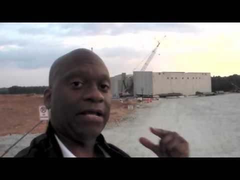 Pinewood Studios Atlanta Fayetteville GA Construction Video