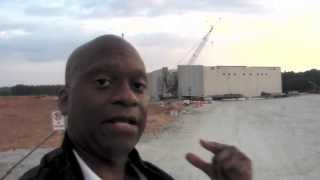Pinewood Studios Atlanta Fayetteville GA Construction Video