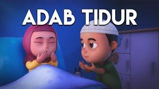 NUSSA : ADAB TIDUR