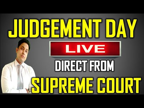 LIVE -सीधा Supreme Court से I RBI Cryptocurrency Banking Ban