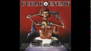 Public Enemy - Race Against Time.