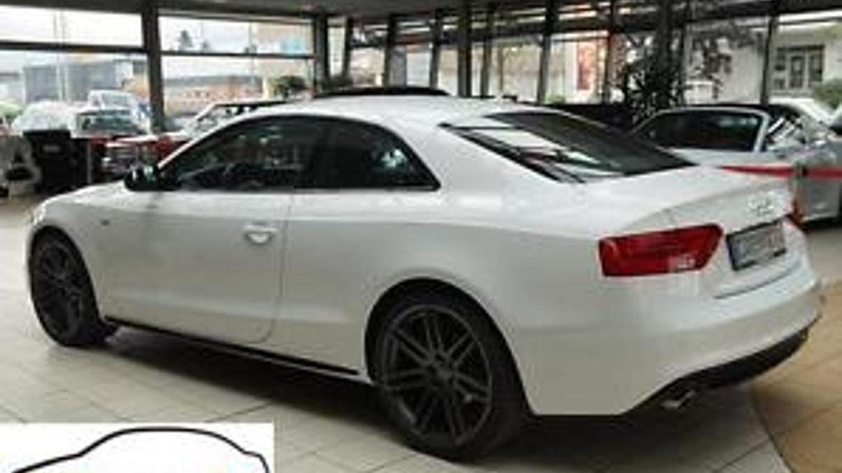audi a5 a5 coupe 3 0 tdi quattro s line competition ext youtube. Black Bedroom Furniture Sets. Home Design Ideas