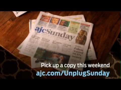 Atlanta Journal Constitution Unplug, It