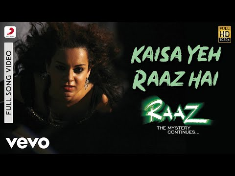 Kaisa Ye Raaz Hai - Raaz 2 | Emraan Hashmi...