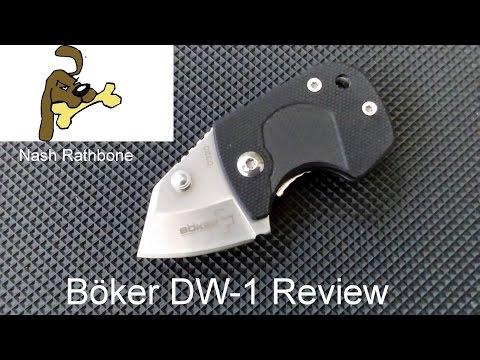 Böker DW-1 Review