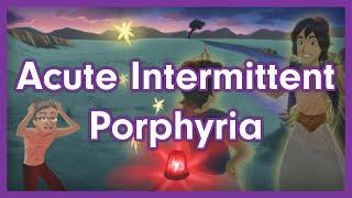 Acute Intermittent Porphyria (AIP) - USMLE Step 1 Mnemonic