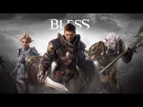 Bless Online - Japan - Checking the game - Livestream