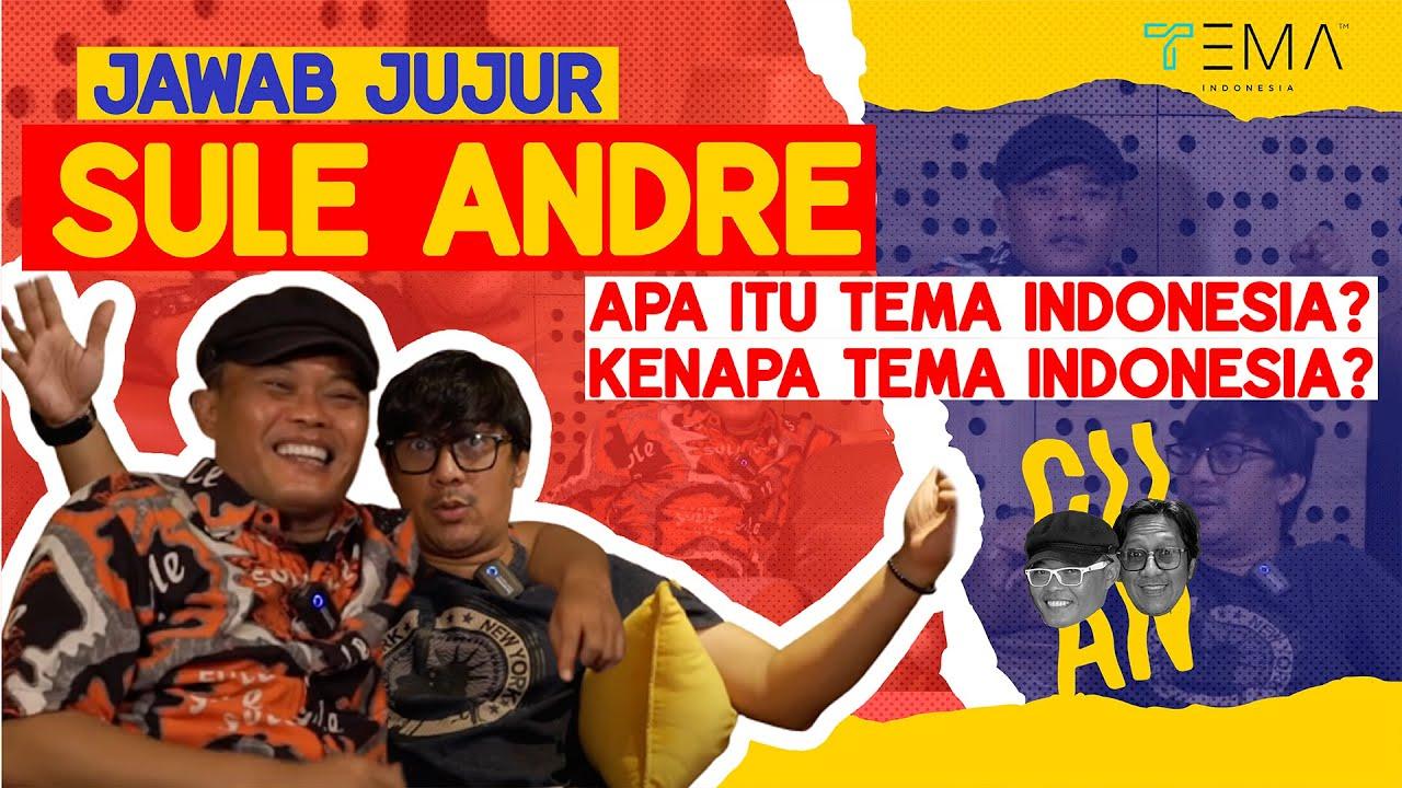 INI KLARIFIKASI SULE ANDRE SOAL RAMAI PERTANYAAN NETIZEN   CUAN - Tema Indonesia