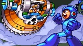 Mega Man 7 (SNES) Playthrough - NintendoComplete