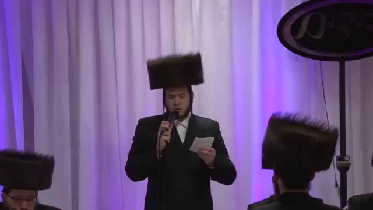 Motty Illowitz and Yedidim Choir 'When A Hatzolah Member Cries'