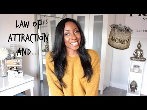 Using The Law of Attraction To Attract More Money! | Style With Substance