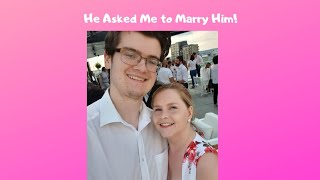 Our Proposal Story! 💍💏 He Actually Proposed Twice!! 🤯😍