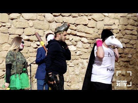 VÍDEO: ¿Te imaginas a 500 zombies por las calles de Lucena?. Será en la ginkana