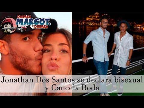 Jonathan Dos Santos se declara Bisexual y Cancela Boda