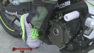 Proper braking techniques