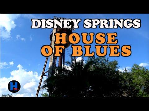 House Of Blues | Disney Springs | Orlando Florida
