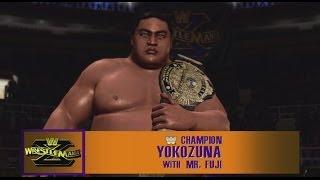 WWE Legends of WrestleMania - Part 12 Wrestlemania Tour Mode REWRITE