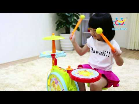 Huile Toys 666 Melodious Jazz Drum