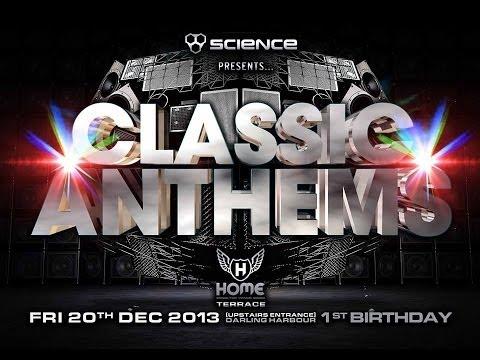 DJ Yoshi @ Science Classic Anthems 1st Birthday