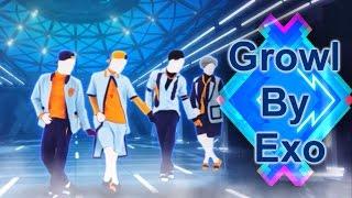 Repeat youtube video Just Dance   Exo - Growl   Kpop