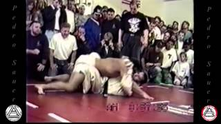 Small BJJ Fighter Takes On Monster Bodybuilder Mr. Utah (No Holds Barred 1994)