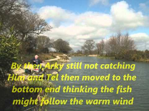 Wrightington Fishery 22nd March 2011..Theme by Ennio Morricone