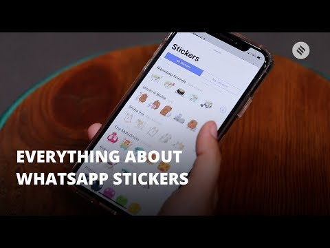 How To Create WhatsApp Stickers on Android, iOS