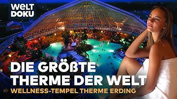 Die größte Therme der Welt - 140.000 Quadratmeter Wellness   HD Doku