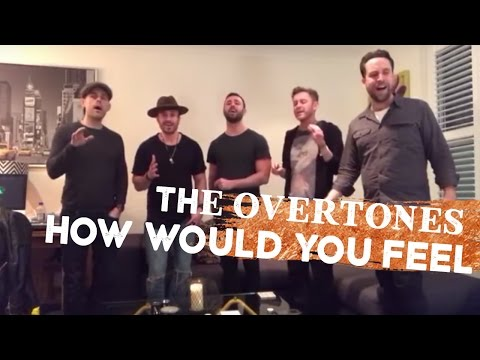Ed Sheeran & Lionel Richie - How Would You Feel (Paean) x Easy   The Overtones Cover Mashup
