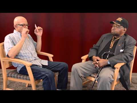 EXTENDED INTERVIEW WITH  Demetrius Harris. : H & H ENTERTAINMENT LLC