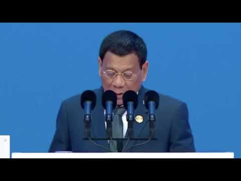 Duterte: Complex bilateral relations not impeding PH, China ties
