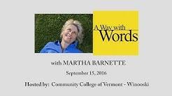 Martha Barnette: A Way with Words