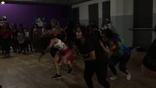 CRZY - Kehlani Dance | Oct 2016 | Dana Alexa | F.I.T. | Shiksha Mahtani | 🌟@iambollygirl